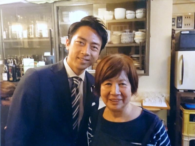 小泉進次郎先生にご来店いただきました!