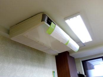 エアコンの風向きを工夫するなど快適な空間作りを心掛けています。