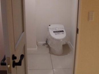 施工後<トイレ>